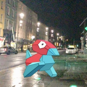 Irish Porygon